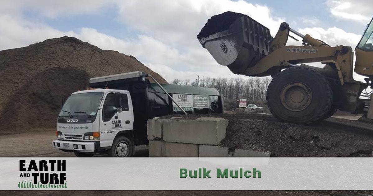 Zionsville, IN Bulk Mulch Pickup