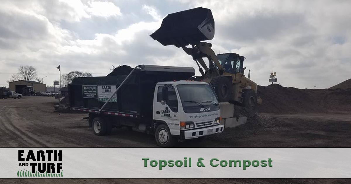 Zionsville, IN Topsoil and Compost