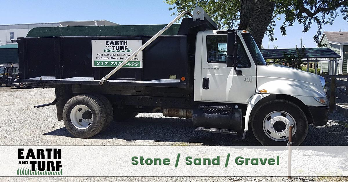 Zionsville, IN Stone, Sand and Gravel