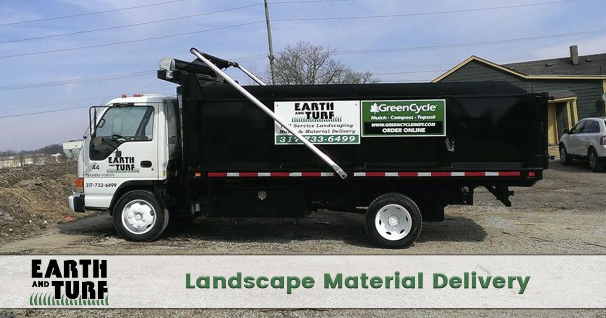 Landscape Materail Delivery