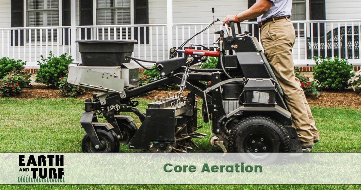 Core aeration company