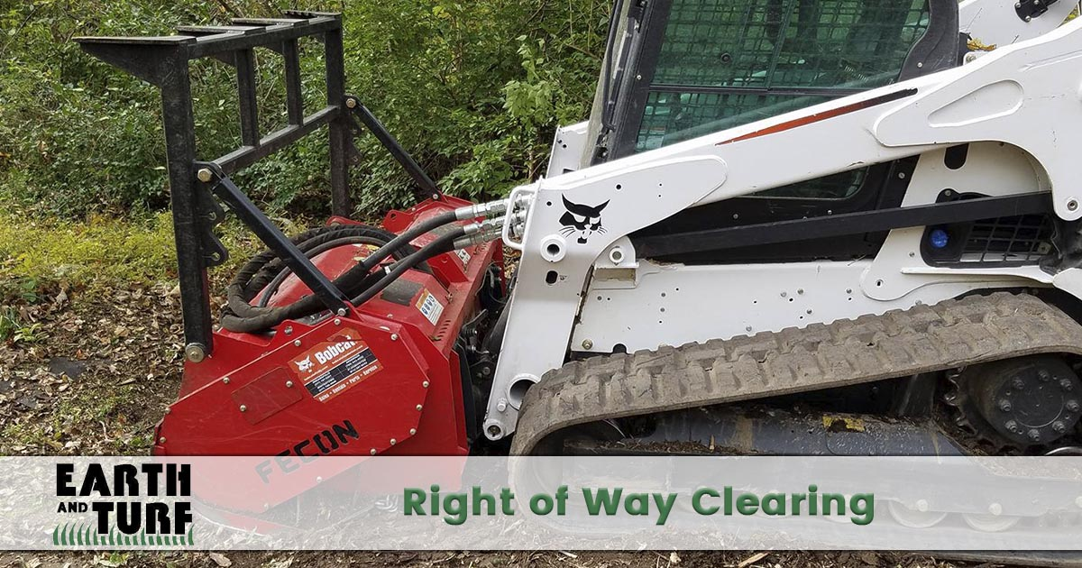 Right of Way Clearing