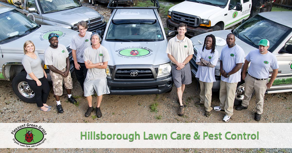 Hillsborough Lawn Service