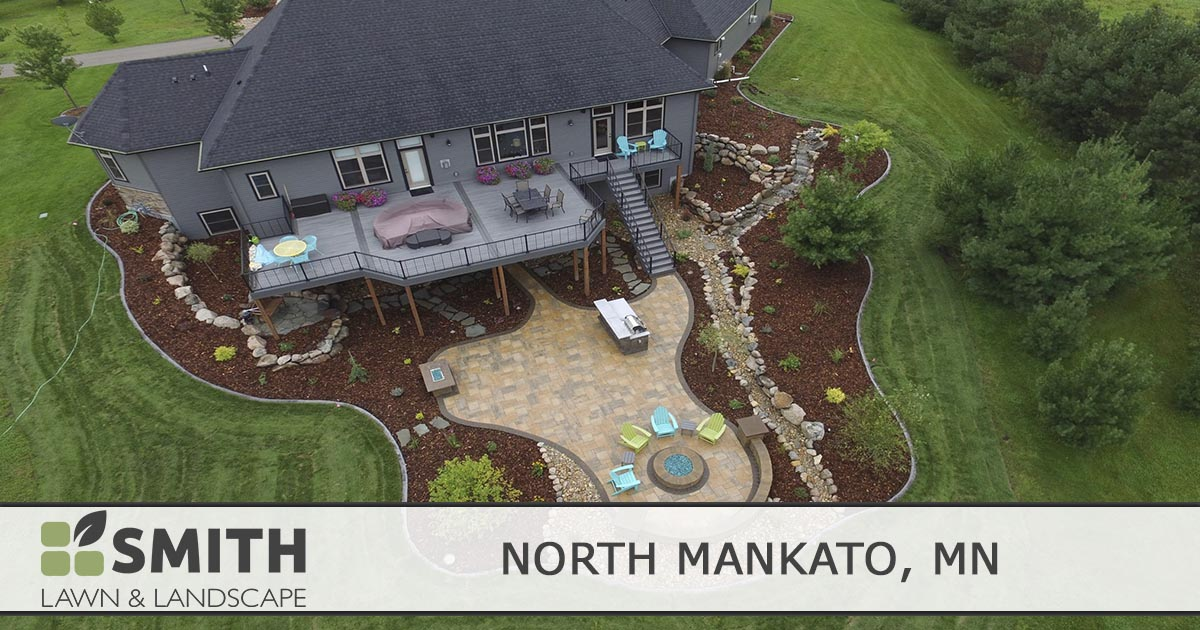 North Mankato Minnesota Lawn Care and Landscaping