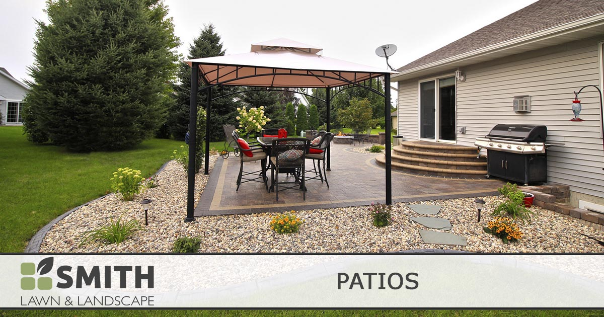 Patio Design & Construction | Smith Lawn & Landscape