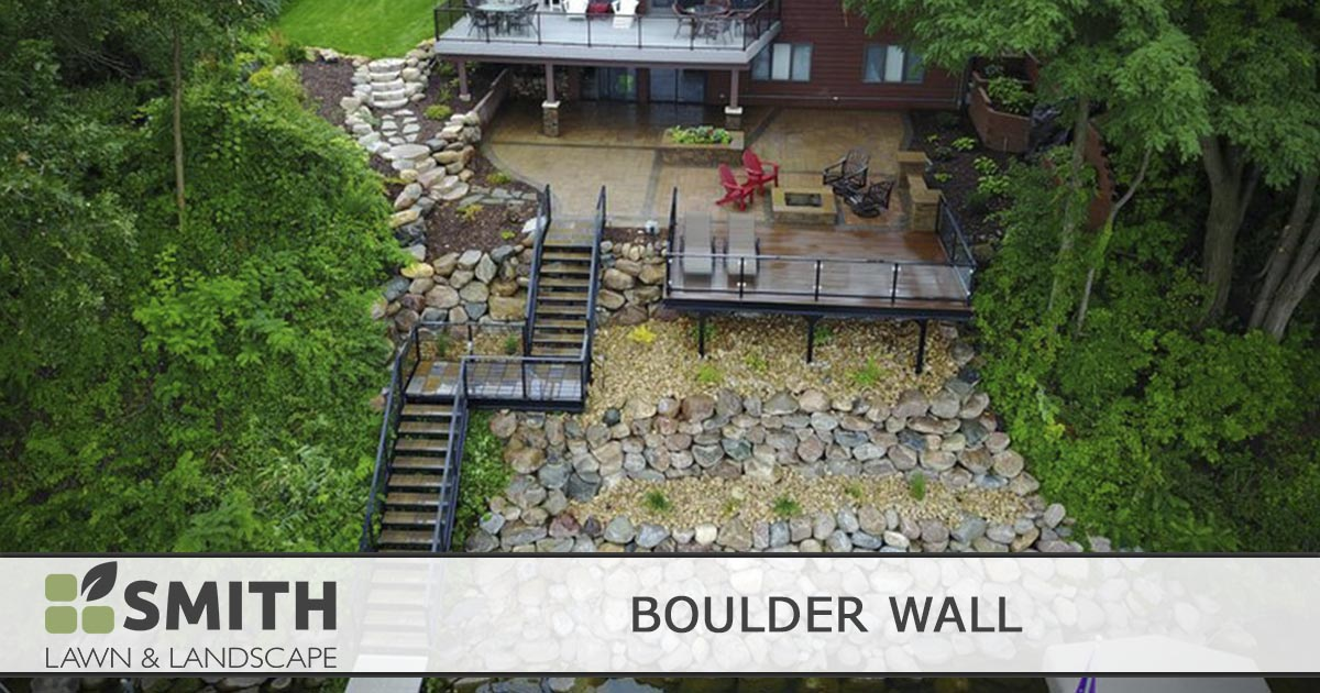 boulder wall contractor