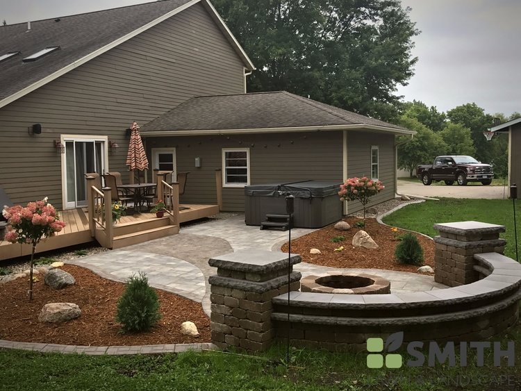 Residential Hardscaping