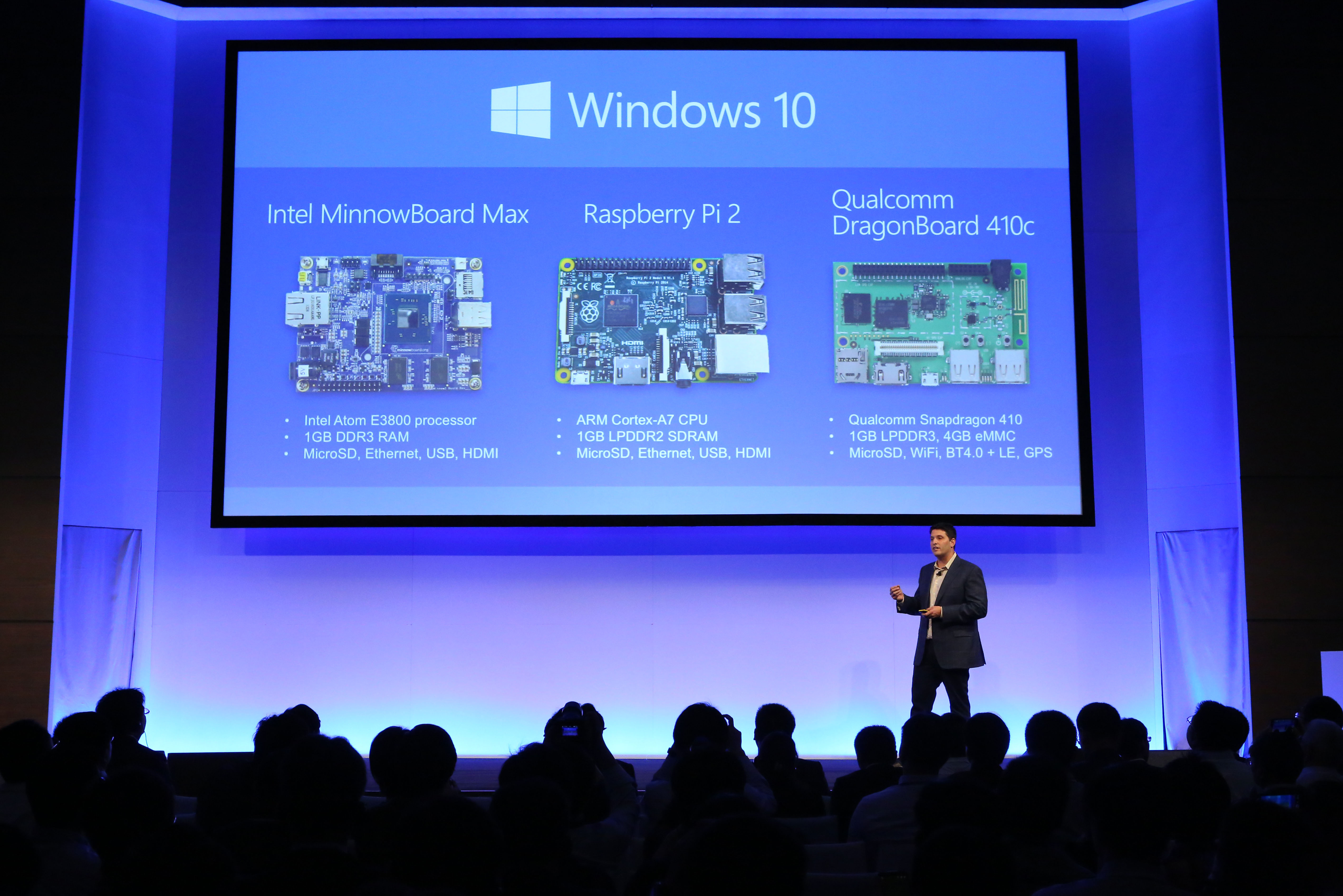 SparcPoint Blog - Windows IoT on the Pi3