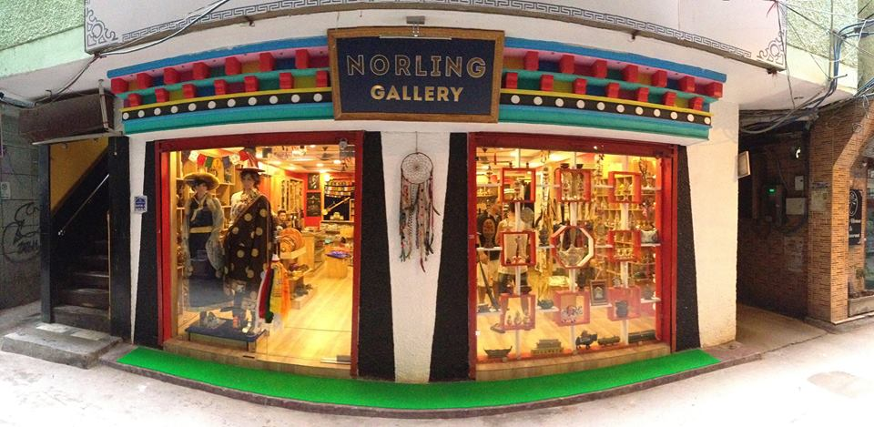 Norling Arts Gallery Shop