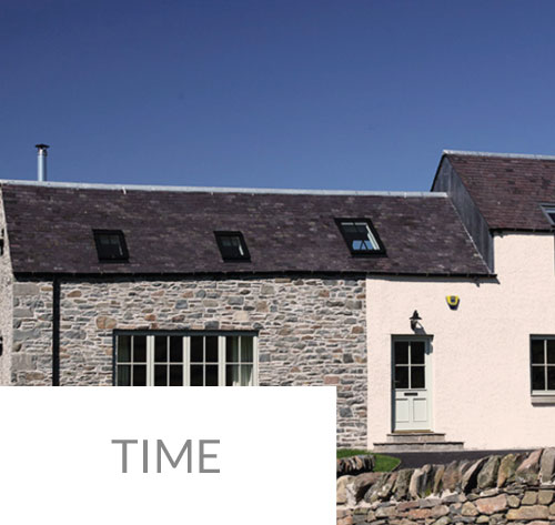 Elliot Houses - Time Luxury Holiday Cottage