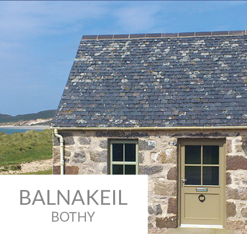 Elliot Houses - Balnakeil Bothl Luxury Holiday Home