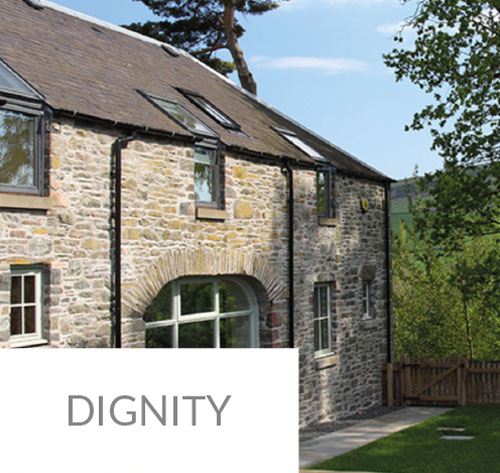 Elliot Houses - Dignity Luxury Holiday Cottage