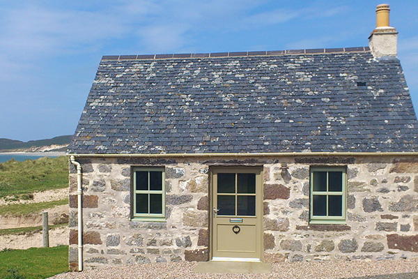 Elliot Houses - Balnakeil Bothy Luxury Holiday Home
