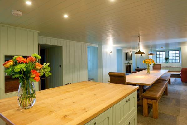 Elliot Houses - Balnakeil House Kitchen
