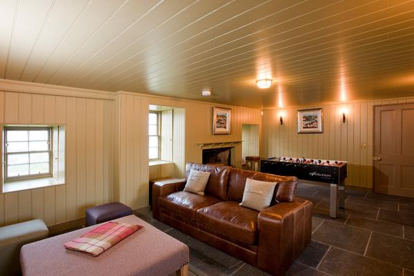 Elliot Houses - Balnakeil House Games Room