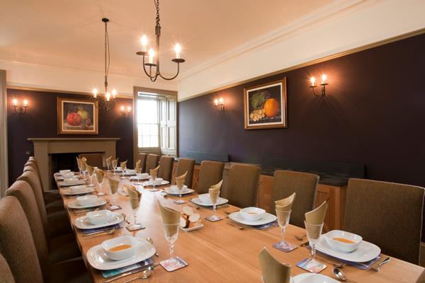 Elliot Houses - Balnakeil House Dining Room
