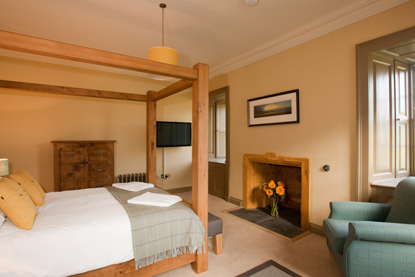 Elliot Houses - Balnakeil House Bedroom