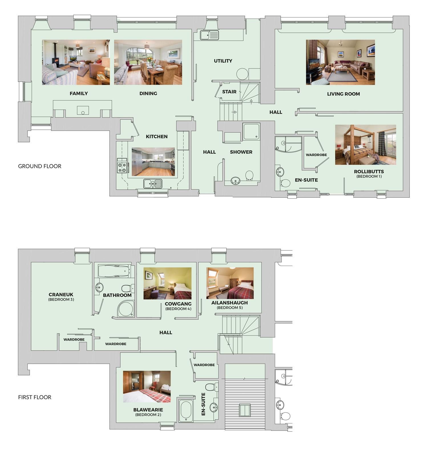 Elliot Houses - Dignity Floor Plans