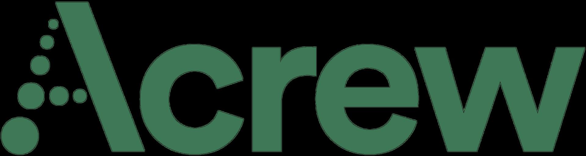 acrew capital logo green png