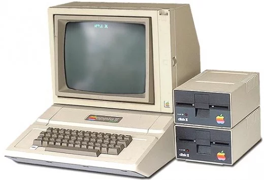 original apple x computer