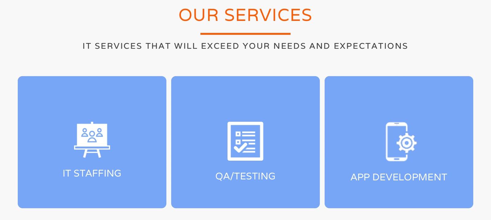 logos identifying logix guru services