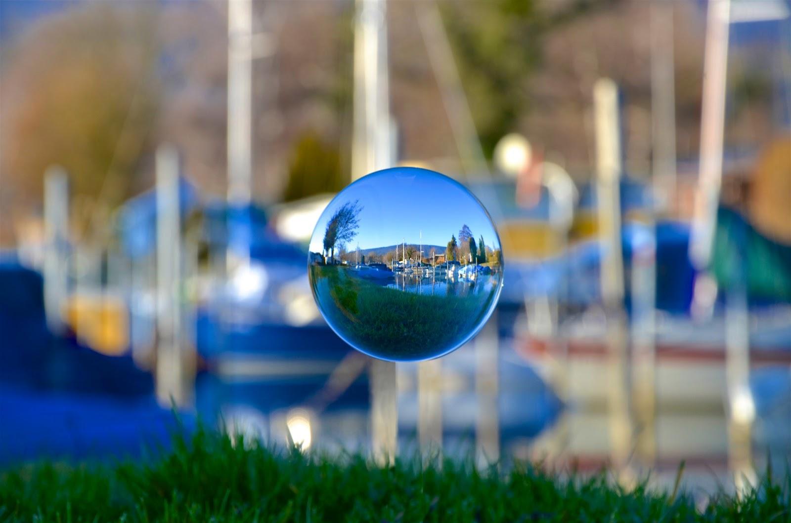 sphere prism