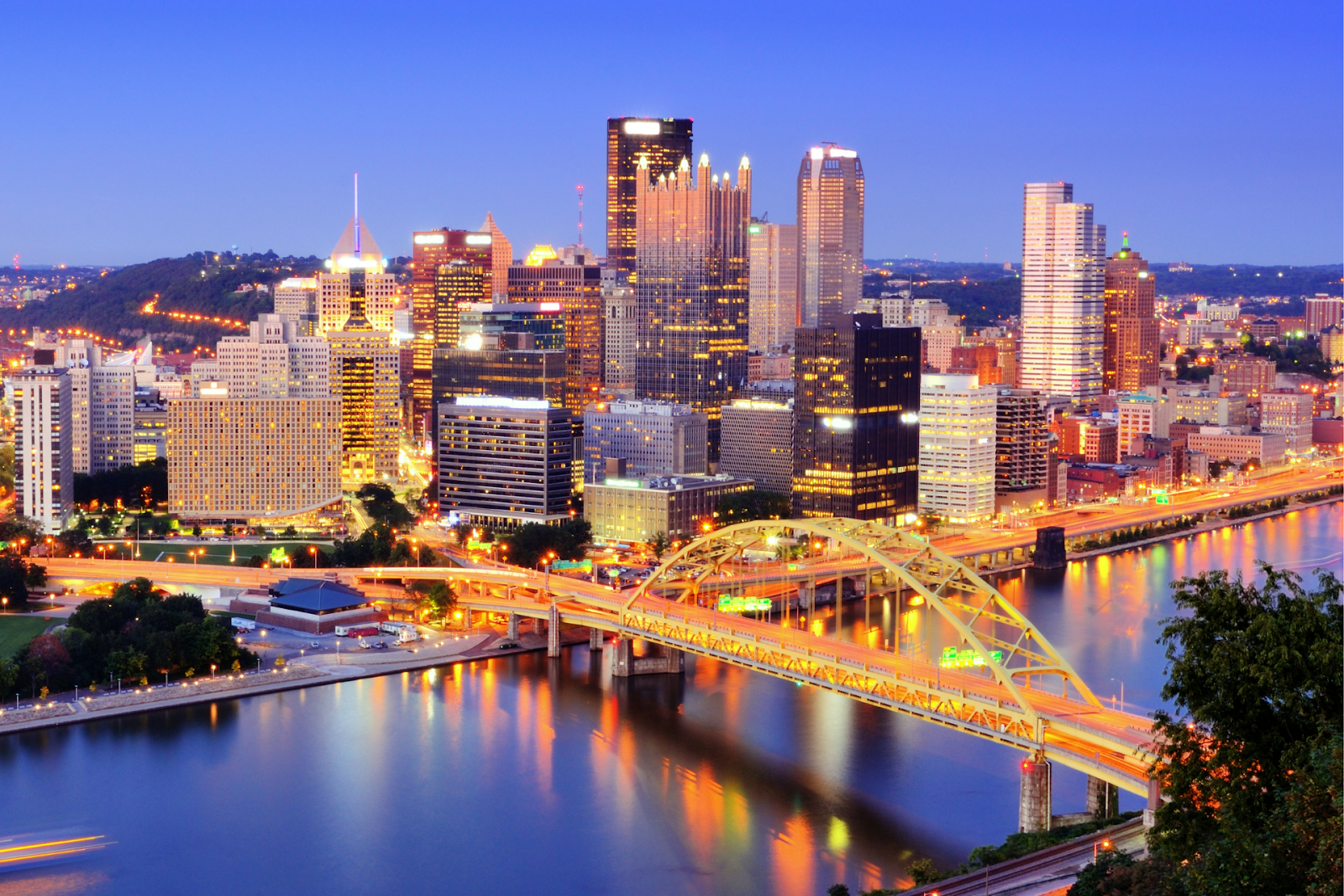 Top 4 Reasons Why Pittsburgh is a Great City for IT Job Seekers