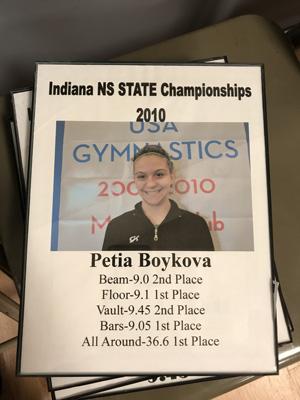 Petia | 2010 State Champ