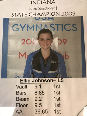 Ellie | 2009 State Champ