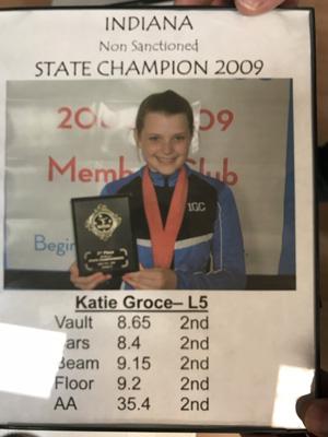 Katie | 2009 State Champ