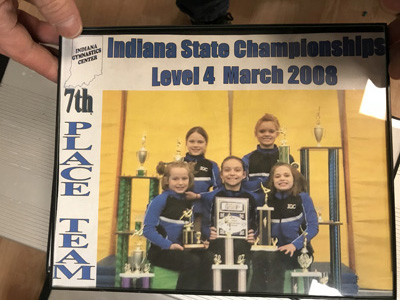 2008 State Champs | Level 4 Team | 7th