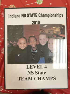 2010 State Champs | Level 4