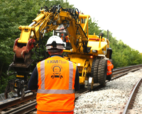 TXM Rail wins over £4 million worth of contracts in its first 6 months