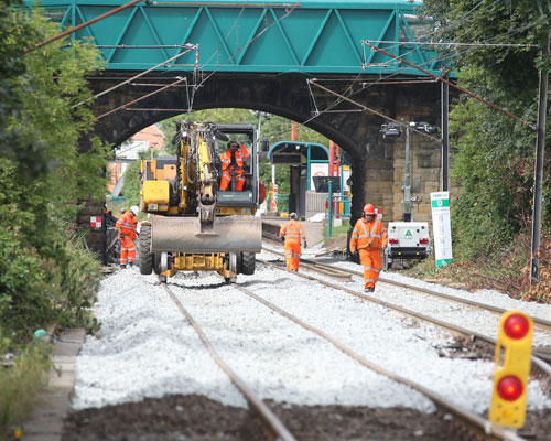 TXM Rail has secured almost £70 million worth of contracts