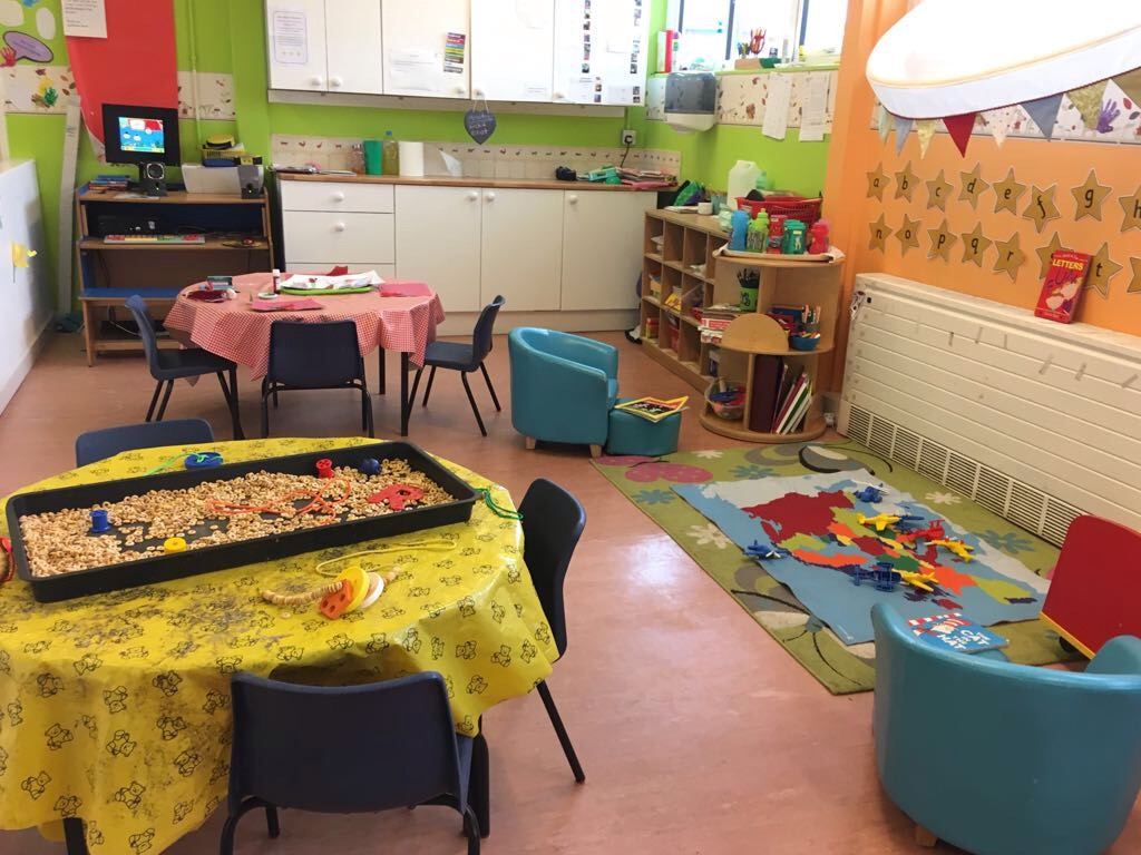 Tots Leavesden Tables