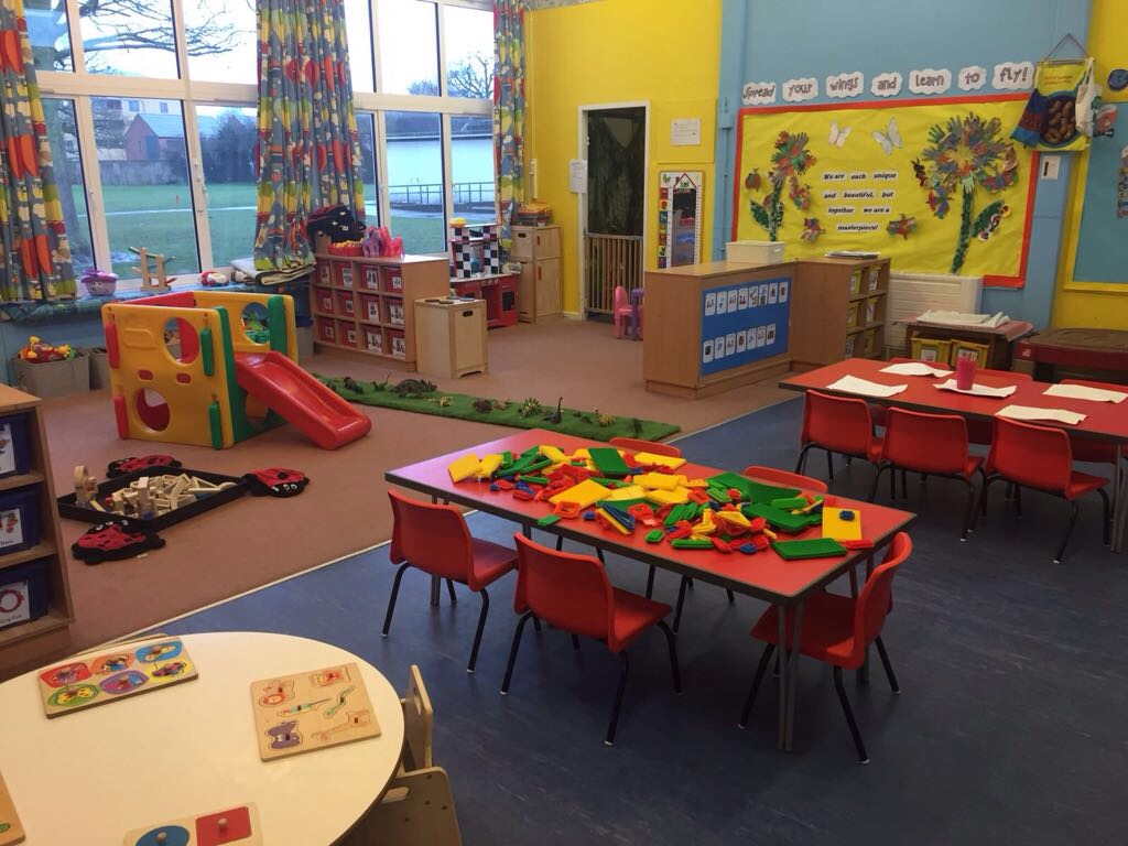 Tots Leavesden Room