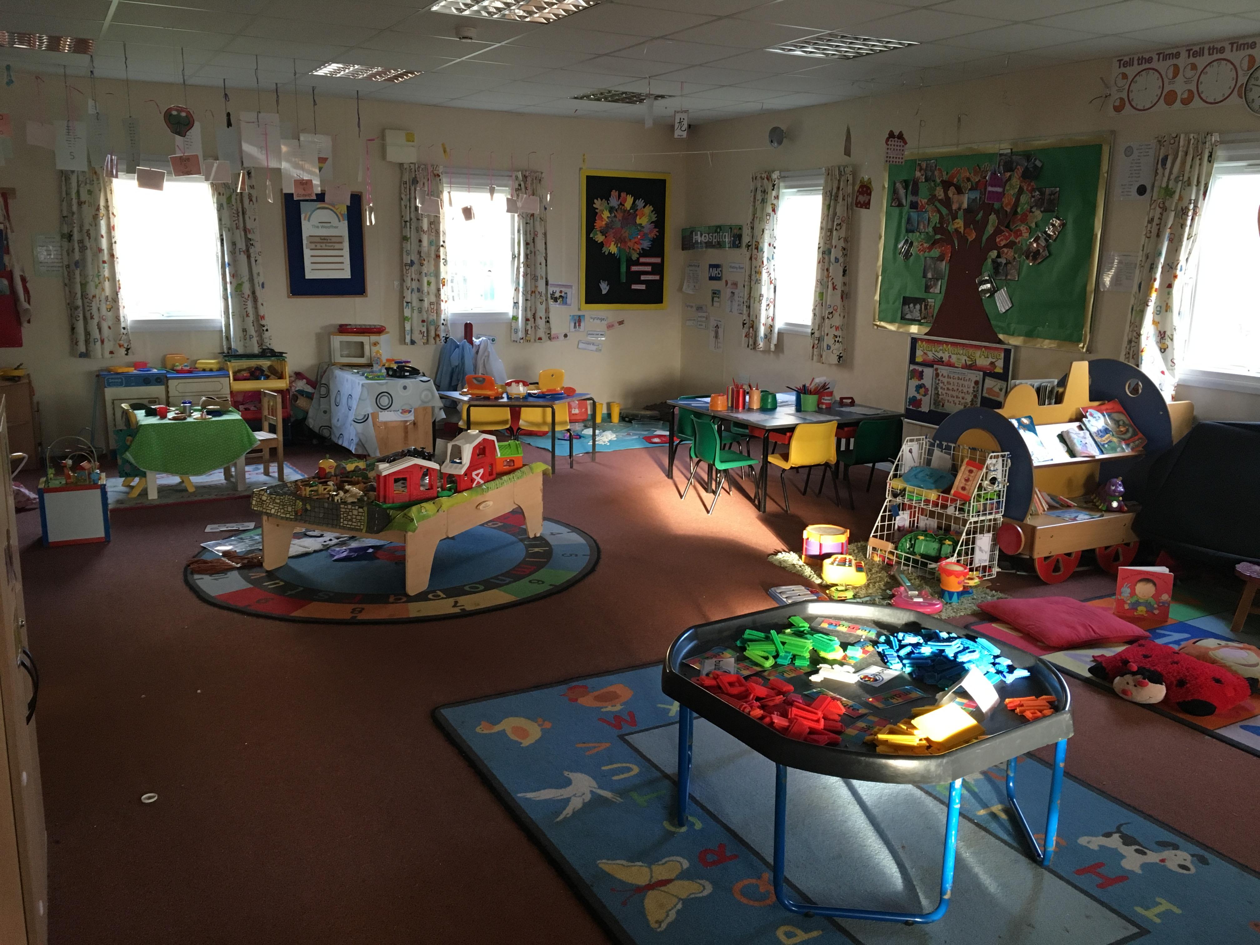 Little Wiggles Millway Room