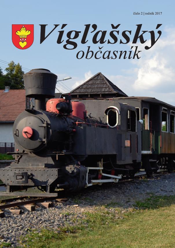 Vígľašký občasník 2/2017