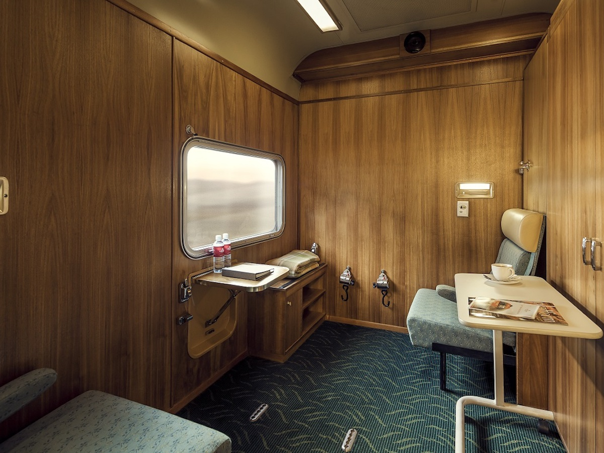 Gold Access Cabin