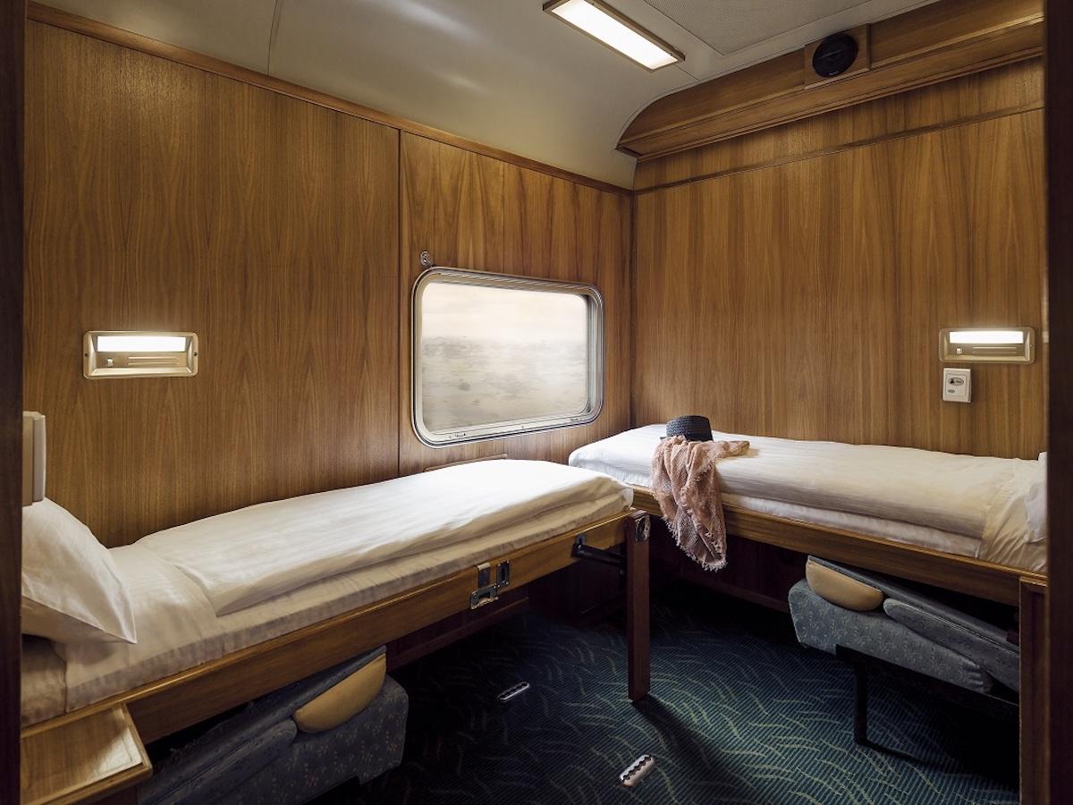 Gold Access Cabin