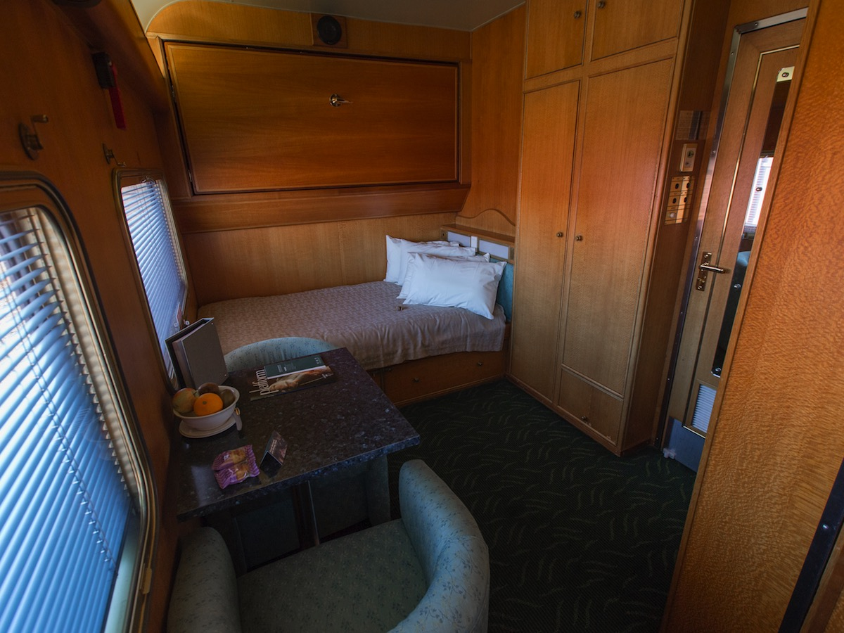 Gold Superior Cabin