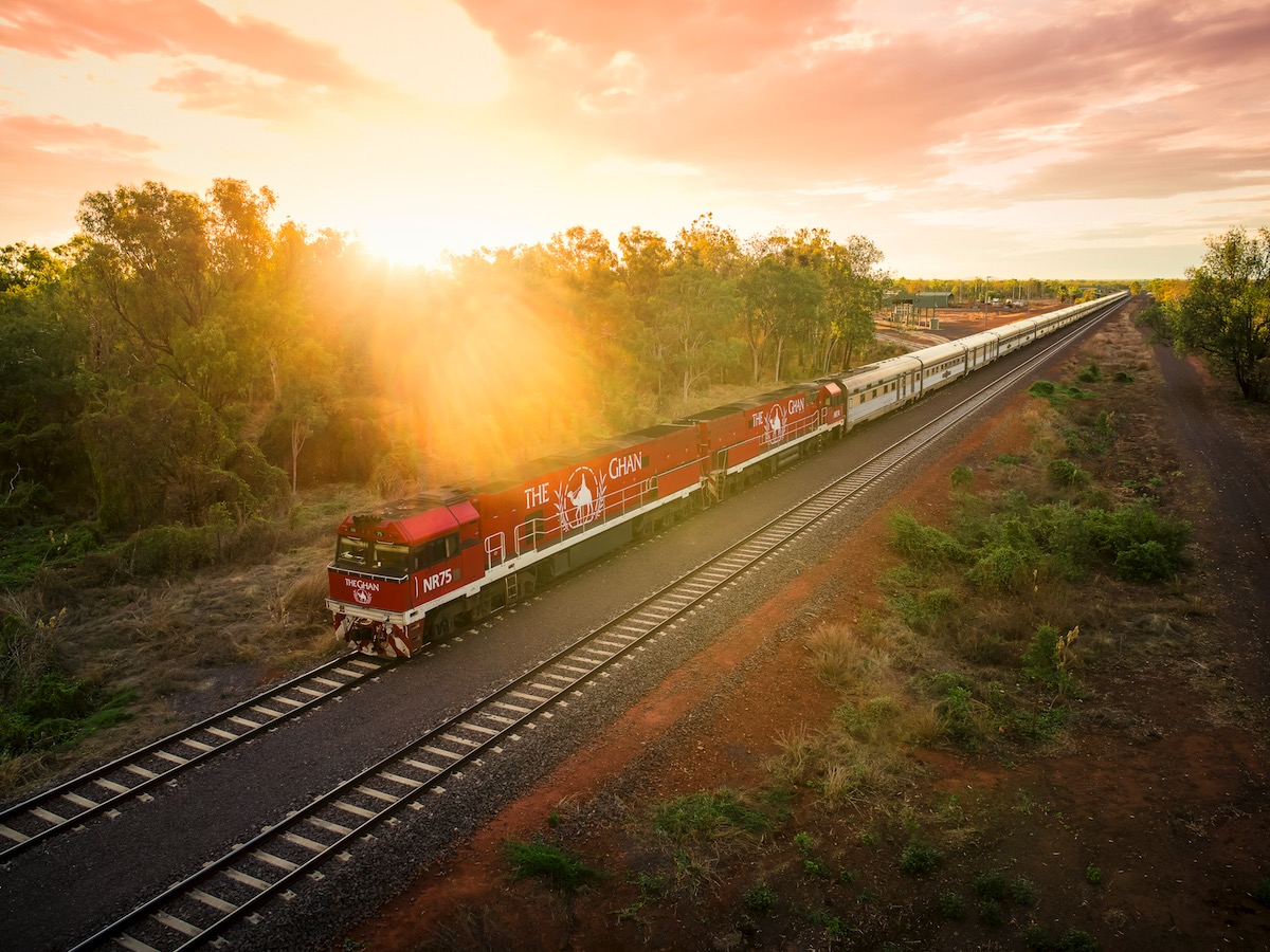 Beyond the Alice - The Ghan