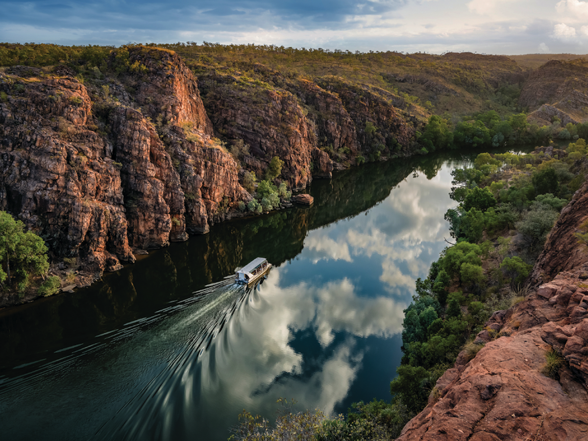 Wonders of the Kimberley - The Ghan Expedition