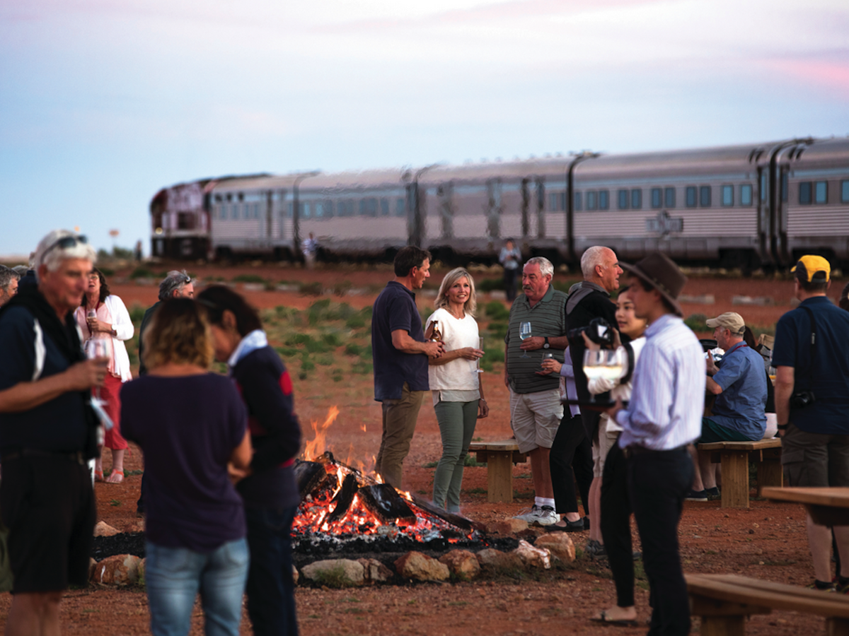 Darwin to Adelaide - The Ghan Expedition + 3 day Alice Springs stopover