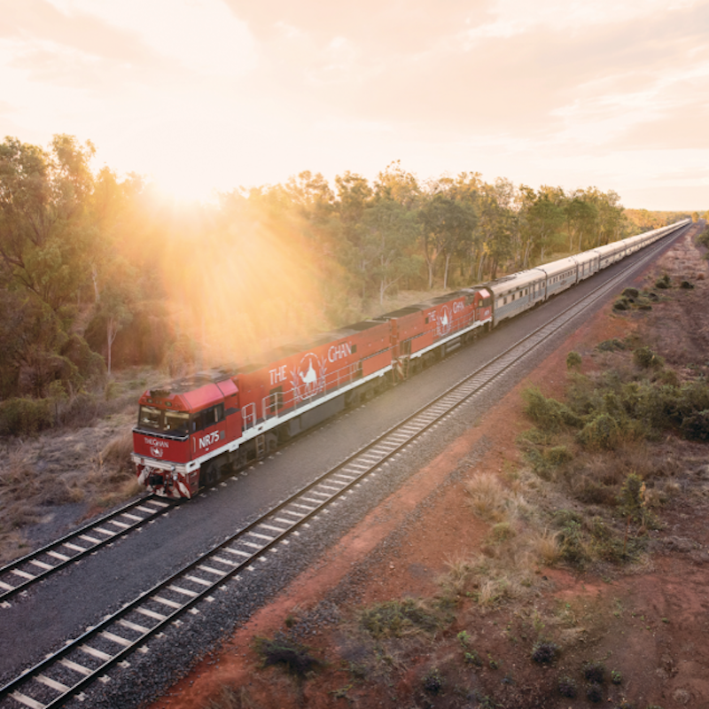 THE GHAN EXPEDITION - Last minute Special - Sept & Oct 2021
