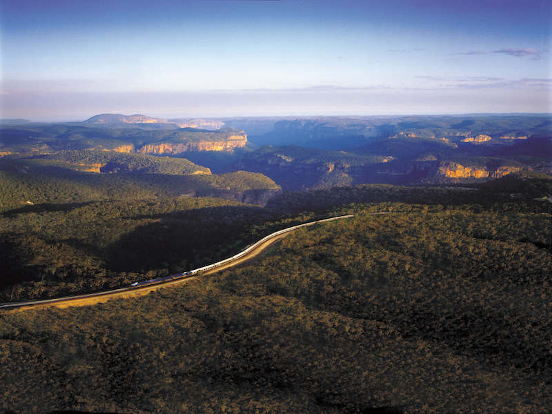 RAIL & SAIL - Northern Explorer - Indian Pacific