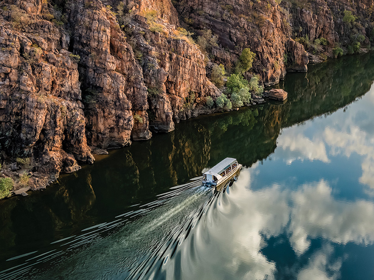 Outback to Island - The Ghan
