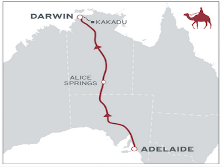 Kakadu Splendour - The Ghan Expedition