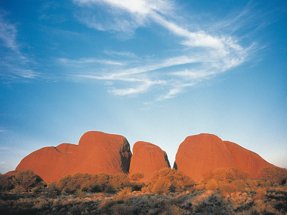 Red Centre Secrets - The Ghan