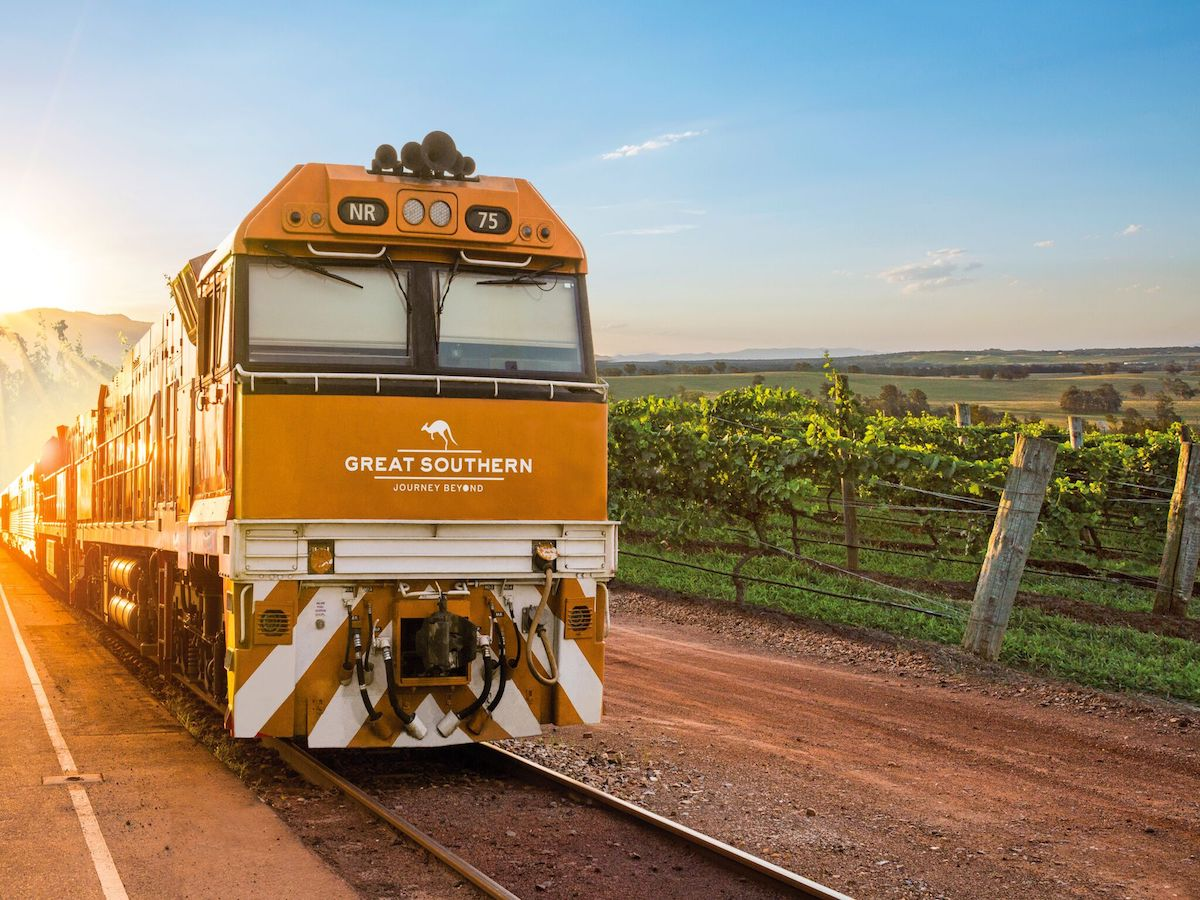 Heritage Highlights - Adelaide to Brisbane